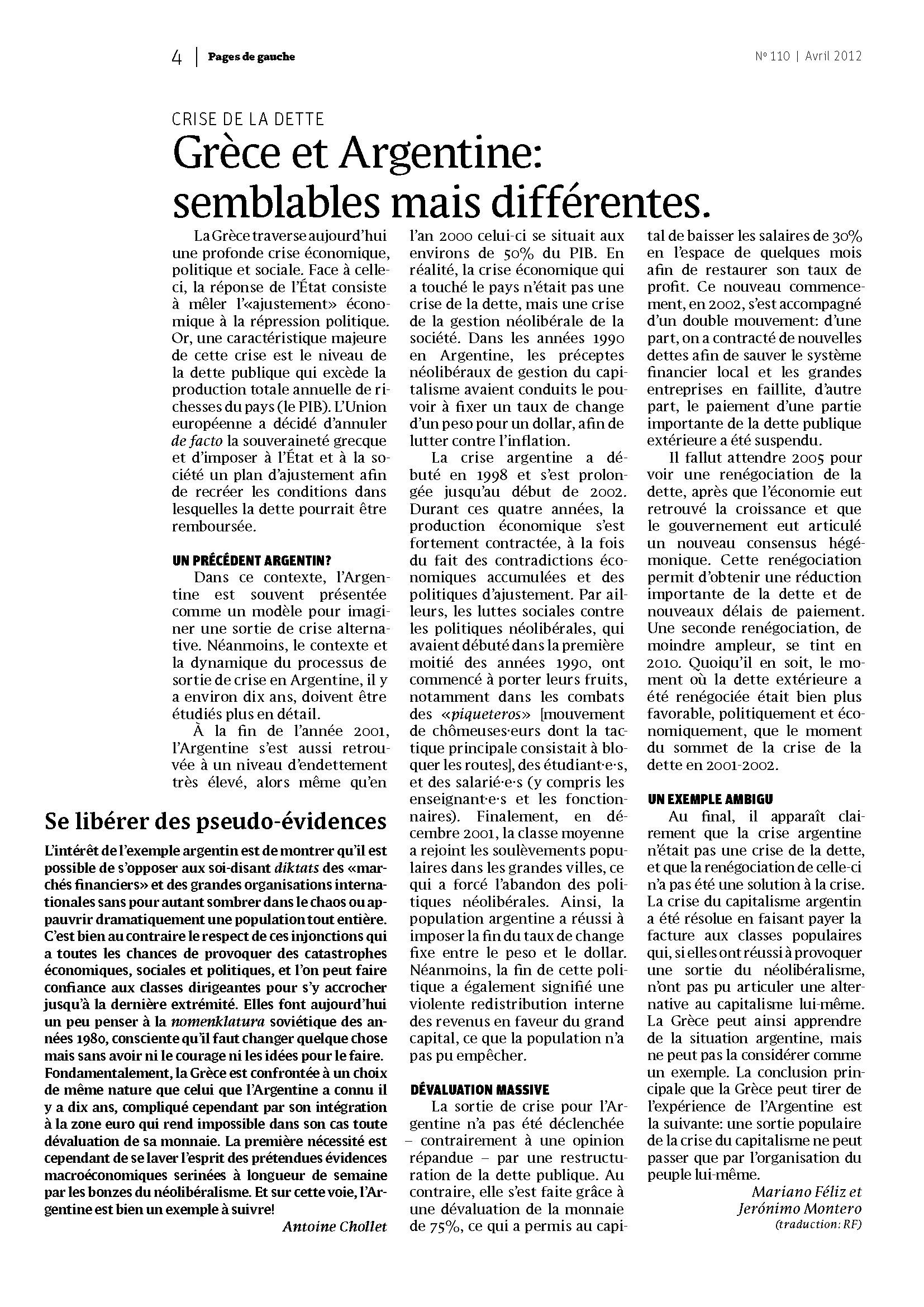 Articulos Periodisticos A Favor De La Globalizacion
